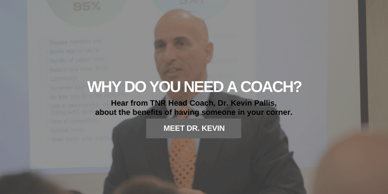 Why Do You Need A Coach? Meet Dr. Kevin