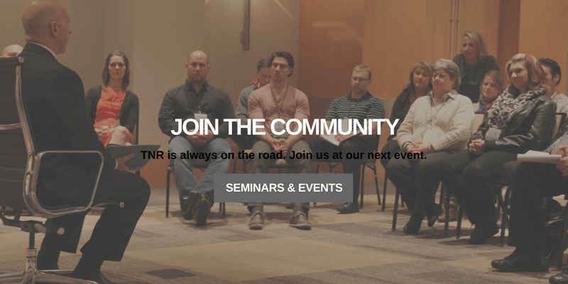 Join The Community Seminars & Events