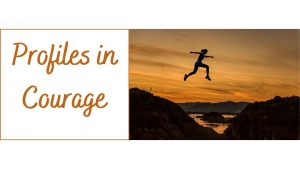 blog courage